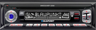 radio cd blaupunkt pour citroen